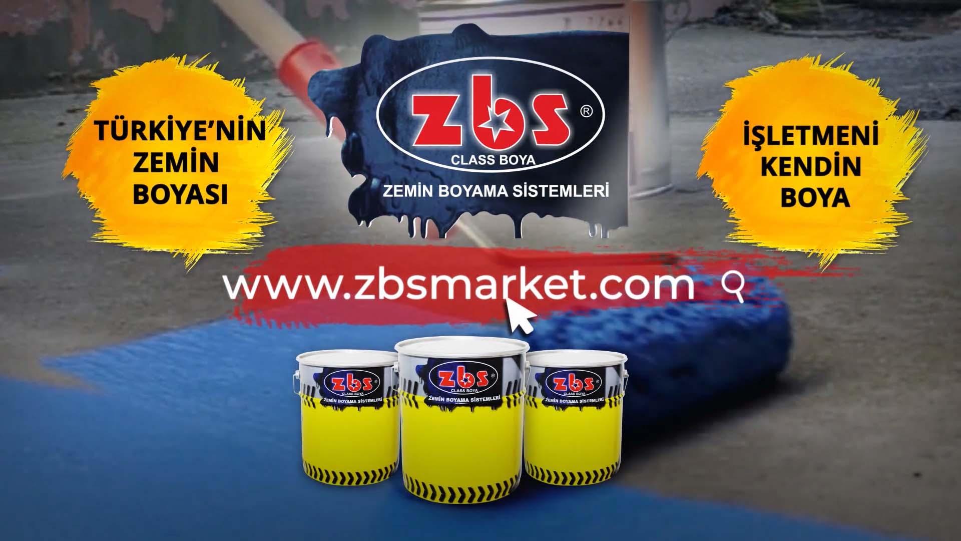 ZBS Zemin Boyası, 5N1K programı ana sponsorluk reklamı