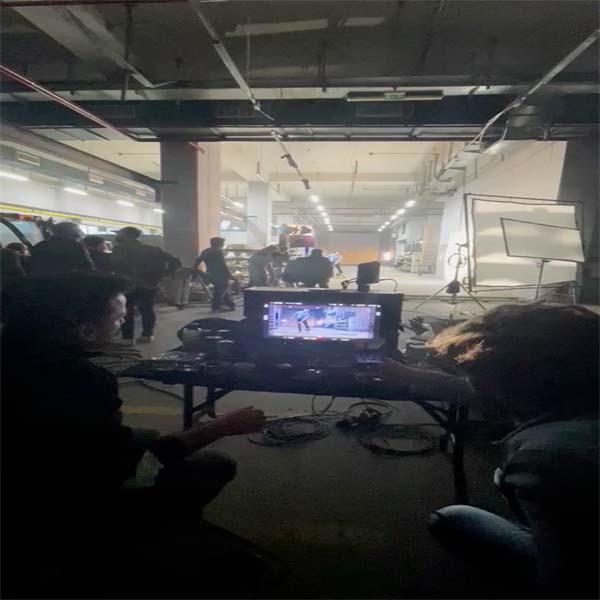 ZBS Zemin Boyası reklam filmi çekimleri