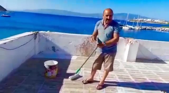 ZBS Zemin Boyası tüketici videosu